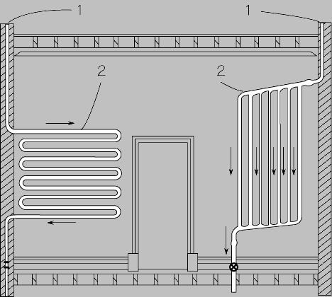 Схема отопления в панельных домах фото 227